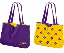 East Carolina Pirates Reversible Tote Bag