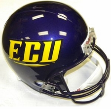 East Carolina Pirates Riddell Deluxe Replica Helmet
