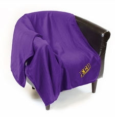 East Carolina Pirates Sweatshirt Throw Blanket