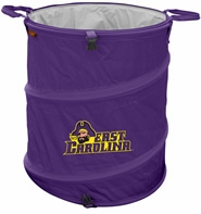East Carolina Pirates Tailgate Trash Can / Cooler / Laundry Hamper