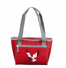 Eastern Washington Eagles 16 Can Cooler Tote