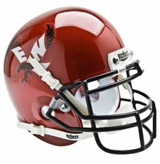 Eastern Washington Eagles Schutt Authentic Mini Helmet