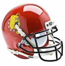 Ferris State Bulldogs Schutt Authentic Mini Helmet