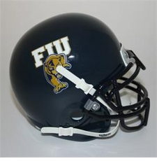 FIU Panthers Schutt Authentic Mini Helmet