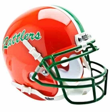 Florida A&M Rattlers Schutt Authentic Mini Helmet