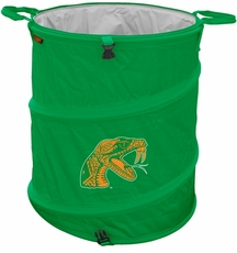 Florida A&M Rattlers Trash Can / Cooler / Laundry Hamper