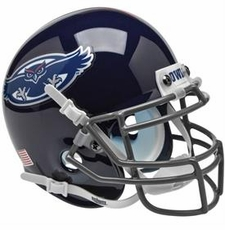 Florida Atlantic Owls Schutt Authentic Mini Helmet