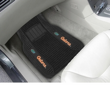 Florida Gators 2-Piece Deluxe Car Mats