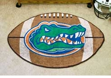 "Florida Gators 22""x35"" Logo Football Floor Mat"