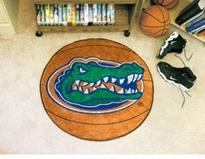 "Florida Gators 27"" Basketball Floor Mat"