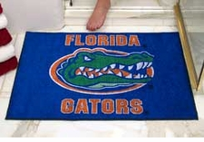 "Florida Gators 34""x45"" Logo All-Star Floor Mat"