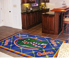 Florida Gators 4'x6' Floor Rug