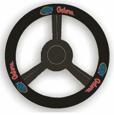Florida Gators Leather Steering Wheel Cover