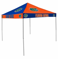 Florida Gators Orange / Blue Checkerboard Logo Canopy Tailgate Tent