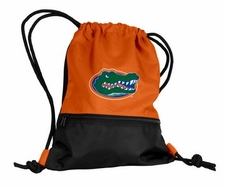 Florida Gators Orange String Pack / Backpack