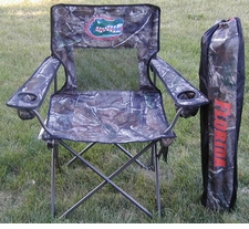 Florida Gators Realtree Camo Mesh Chair