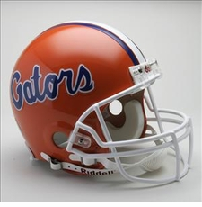 Florida Gators Riddell Pro Line Authentic Helmet