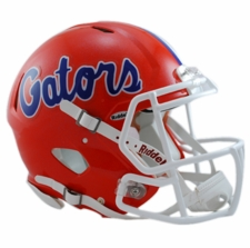 Florida Gators Riddell Revolution Speed Authentic Helmet