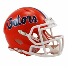Florida Gators Riddell Speed Mini Helmet