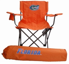 Florida Gators Rivalry Orange Adult Chair