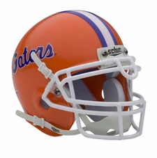 Florida Gators Schutt Authentic Mini Helmet