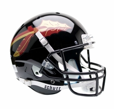 Florida State Black Schutt XP Full Size Replica Helmet