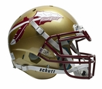 Florida State Gold Schutt XP Full Size Replica Helmet