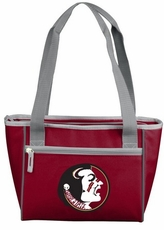 Florida State Seminoles 16 Can Cooler Tote