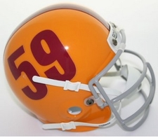 Florida State Seminoles 1959 Schutt Throwback Mini Helmet