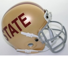 Florida State Seminoles 1964 Schutt Throwback Mini Helmet