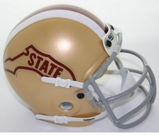 Florida State Seminoles 1966-68 Schutt Throwback Mini Helmet