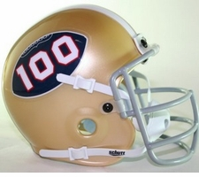 Florida State Seminoles 1969 Schutt Throwback Mini Helmet