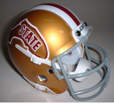 Florida State Seminoles 1972 Schutt Throwback Mini Helmet