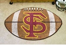 "Florida State Seminoles 22""x35"" FSU Football Floor Mat"