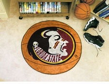 "Florida State Seminoles 27"" Basketball Floor Mat"