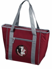 Florida State Seminoles 30 Can Cooler Tote