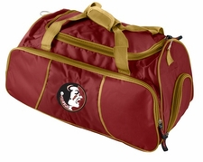 Florida State Seminoles Athletic Duffel Bag