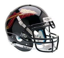 Florida State Seminoles Black Schutt XP Authentic Helmet