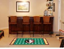 "Florida State Seminoles Football Runner 30""x72"" Floor Mat"