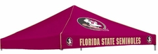 Florida State Seminoles Garnet Logo Tent Replacement Canopy