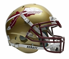 Florida State Seminoles Gold Schutt XP Authentic Helmet