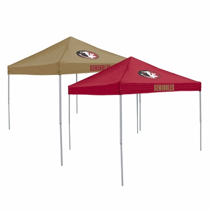 Florida State Seminoles Home / Away Reversible Logo Tailgate Tent  sc 1 st  Bowl Bound & Florida State Seminoles Home / Away Reversible Logo Tailgate Tent ...