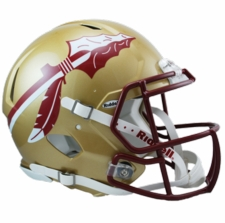 Florida State Seminoles Riddell Revolution Speed Authentic Helmet