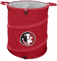 Florida State Seminoles Tailgate Trash Can / Cooler / Laundry Hamper