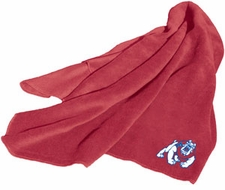 Fresno State Bulldogs Fleece Throw