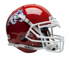 Fresno State Bulldogs Schutt XP Authentic Helmet