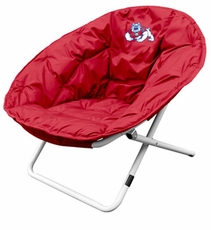 Fresno State Bulldogs Sphere Chair