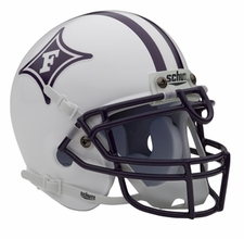 Furman Paladins Schutt Authentic Mini Helmet