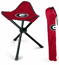 Georgia Bulldogs Folding Stool