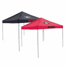 Georgia Bulldogs Home / Away Reversible Logo Tailgate Tent